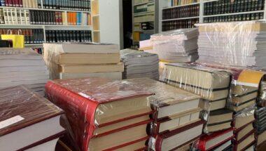 La Biblioteca Judicial inicia su proceso de mudanza al nuevo edificio