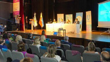 Participan de la presentación de programas de Acceso a Derechos para personas en situación de violencia por motivos de género