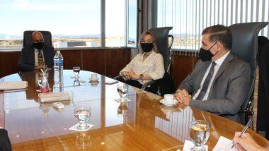 El Superior Tribunal de Justicia recibió a la Asociación de Magistrados y Funcionarios de Tierra del Fuego