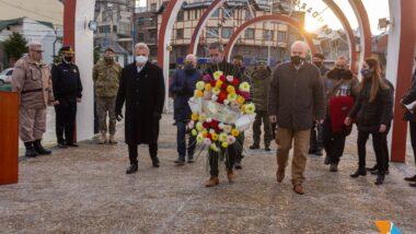 El Superior Tribunal de Justicia participó de la ceremonia por el 200° Aniversario del fallecimiento del General Güemes
