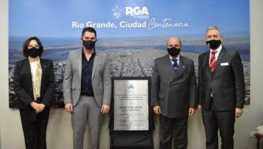 El Superior Tribunal de Justicia acompañó los festejos por el Centenario de Río Grande